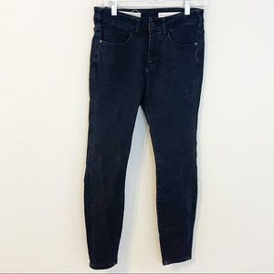 Pilcro and the Letterpress High-Rise Skinny Jeans